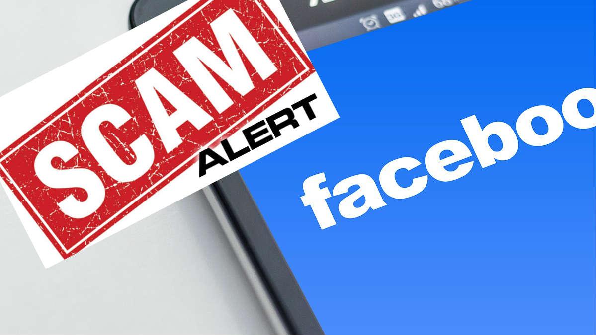 Scam Facebook